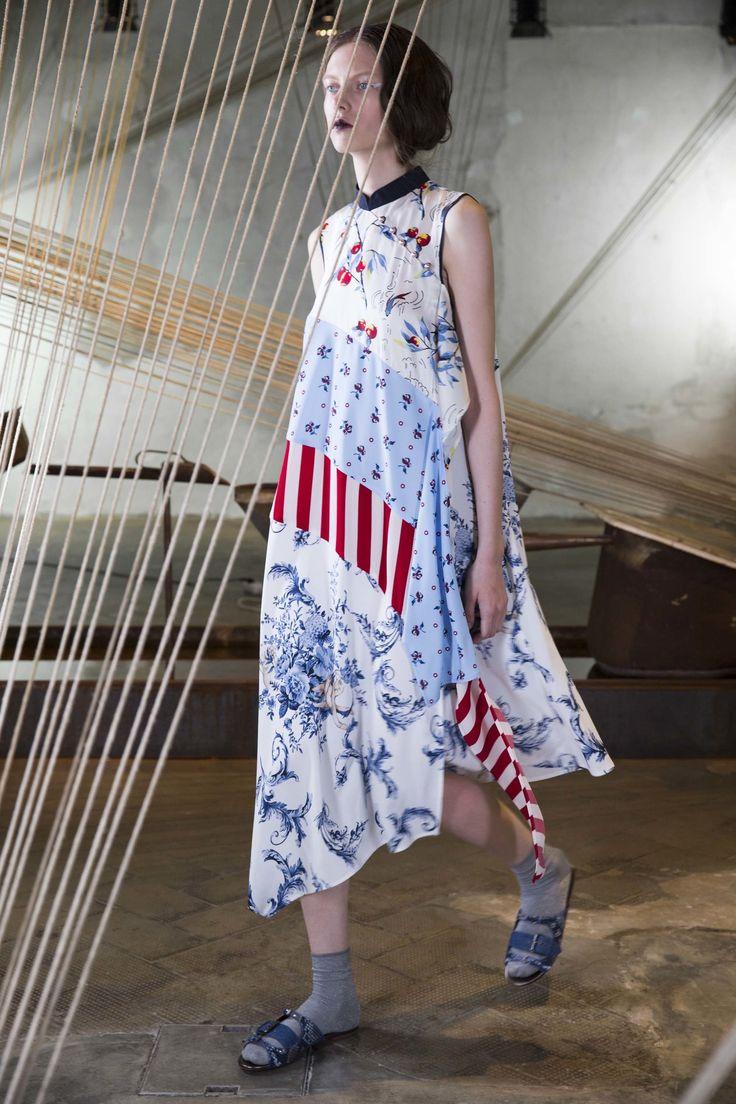 Antonio Marras Resort 2017 Fashion Show