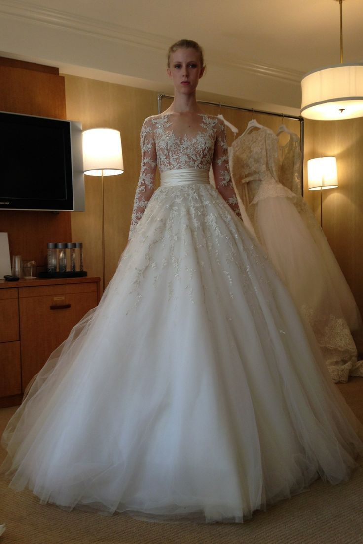 919 best groom not included images on pinterest wedding for Zuhair murad wedding dresses prices