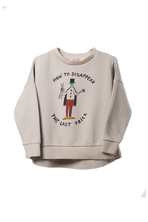 Sweatshirt The Illusionist – NAMI BOUTIQUE