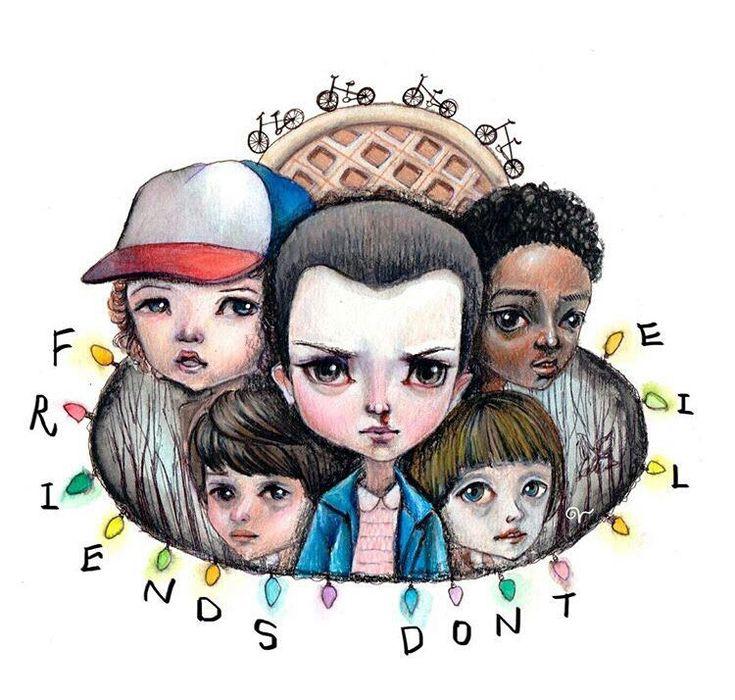 #Friendsdontlie -Anjelien