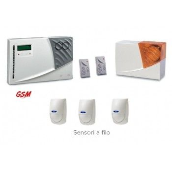KIT GT 3004 GSM Base - Filare