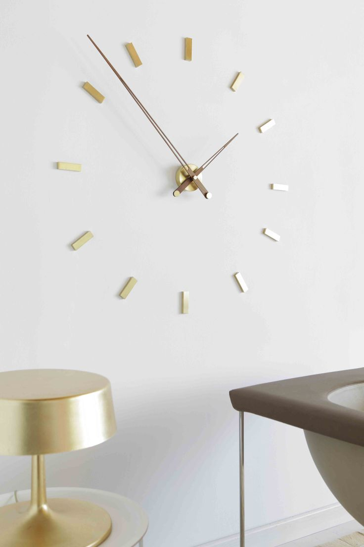 55 best world of nomon clocks images on pinterest clocks wall tacon g walnut large wall clockslarge amipublicfo Choice Image