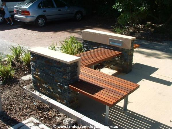 Outdoor Stones For Seating Outdoor Furniture L Shaped