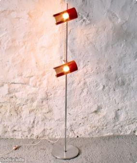 Lámpara de pie francesa de 1970 :: Vendido!