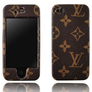 LV iPhone case