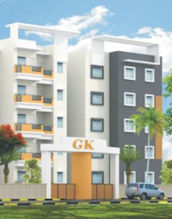 GK Lake view apartments