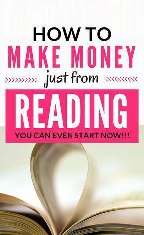 Wie man mit Lesen Geld verdient – Sandra Taylor