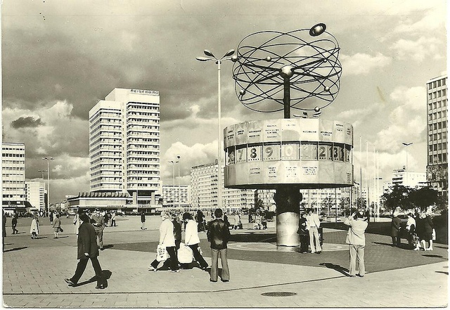 Berlin - Alexanderplatz 1961