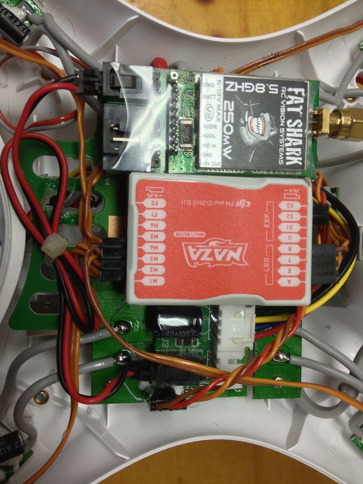 1000 images about dji phantom modification progression for Dji phantom motor upgrade
