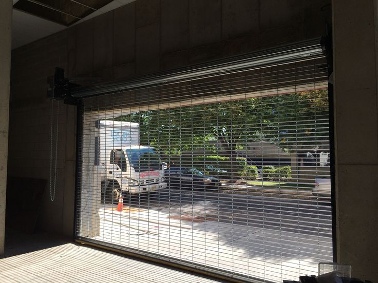 Loading Dock Door Screens