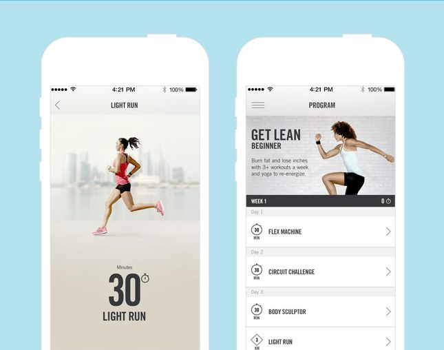 Ditch the Gym and Download These 12 Free Fitness Apps, Brit + Co