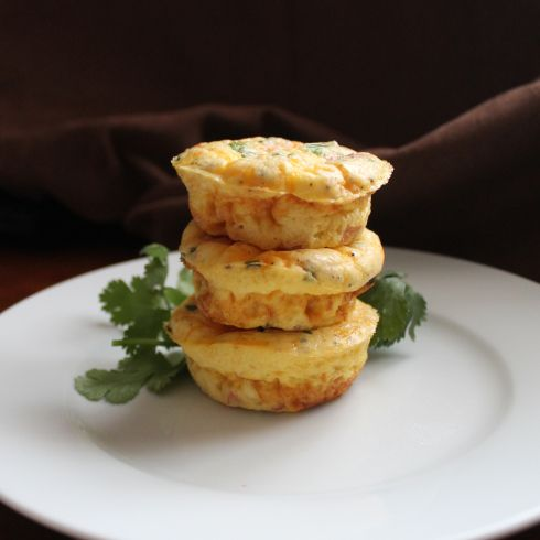 Mmmm...love these! Frittatas!
