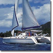 Ed Hamilton travel agent specializes in  Virgin Islands Bareboat Charters