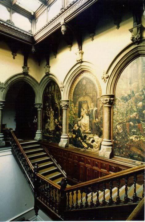 Stone Cross Manor, Ulverston, England ♥ | ©