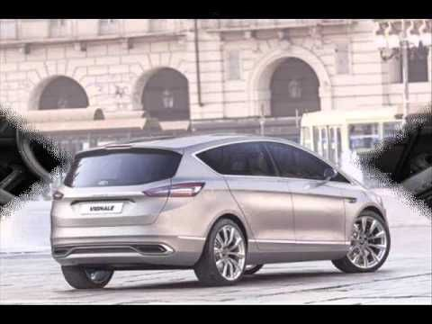 All New 2014 Ford S-Max Vignale Concept