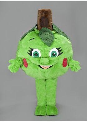 Apple Mascot Costume