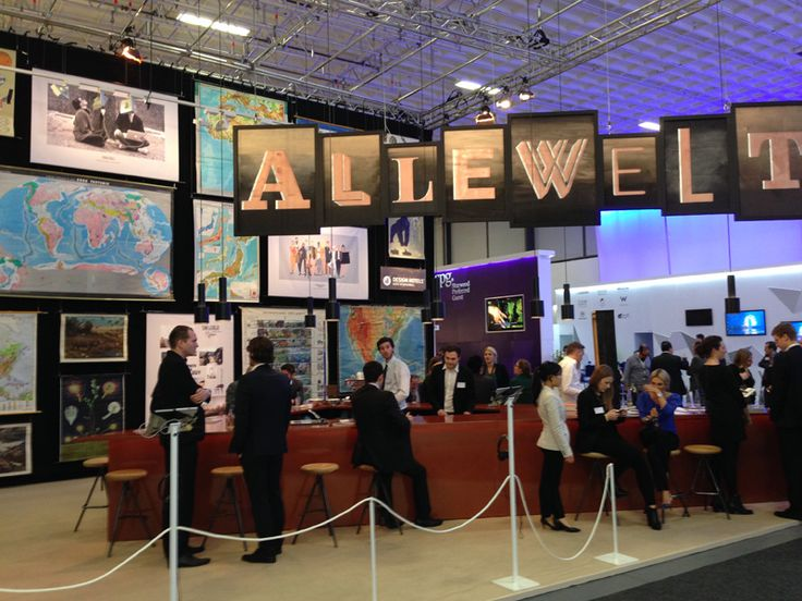 ITB Berlin 2014 - Design Hotels inviting 'All the World'
