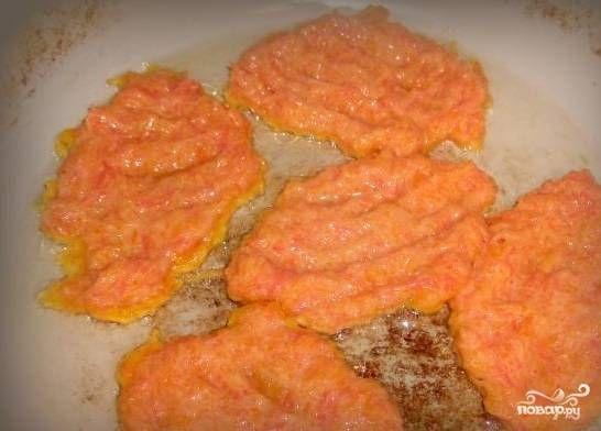 Оладьи из тыквы и моркови - пошаговый рецепт с фото на Повар.ру