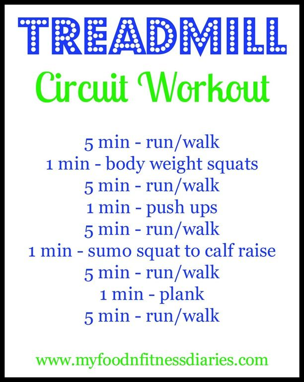 Treadmill Circuit workout from My Food 'n Fitness Diaries: Fit Workout, Circuit Workouts, Treadmills Circuit Workout, Healthy Weights Loss, Exercise Health, Healthy Workout, Fit Diaries, Treadmills Exercise, Exercise Fit
