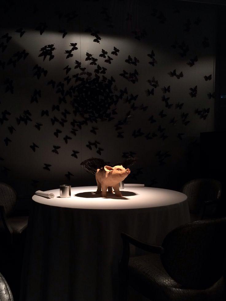 Restaurante DiverXO. Tres estrellas Michelin Calle del Pensamiento, 28 28020 Madrid   diverxo.com