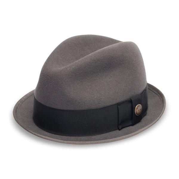 Guido Delgado Felt Fedora Hat | Goorin Bros. Hat Shop