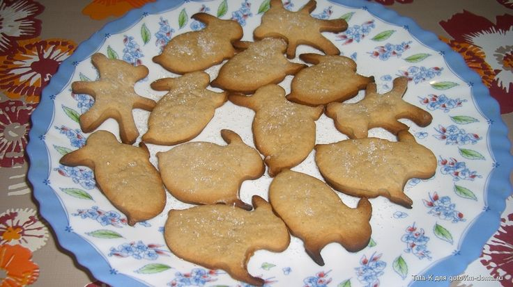Козули (simple and good cookies) Can decorated with melted chocolate