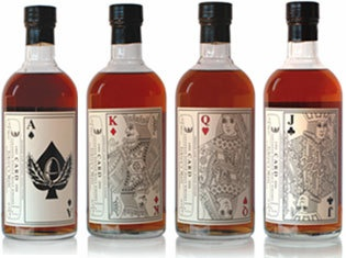 Hanyu Japanese Whisky