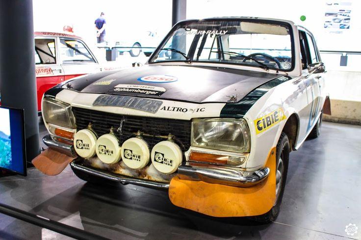 #Peugeot #304 #Rallye au Musée de l'Aventure #Peugeot Reportage complet…