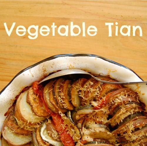 1000+ ideas about Vegetable Tian on Pinterest | Vegetables, Vegetable ...