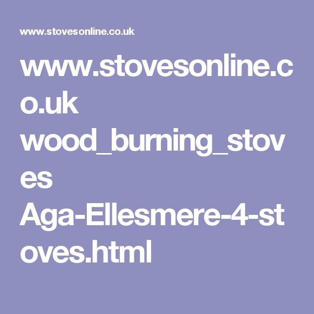 www.stovesonline.co.uk wood_burning_stoves Aga-Ellesmere-4-stoves.html