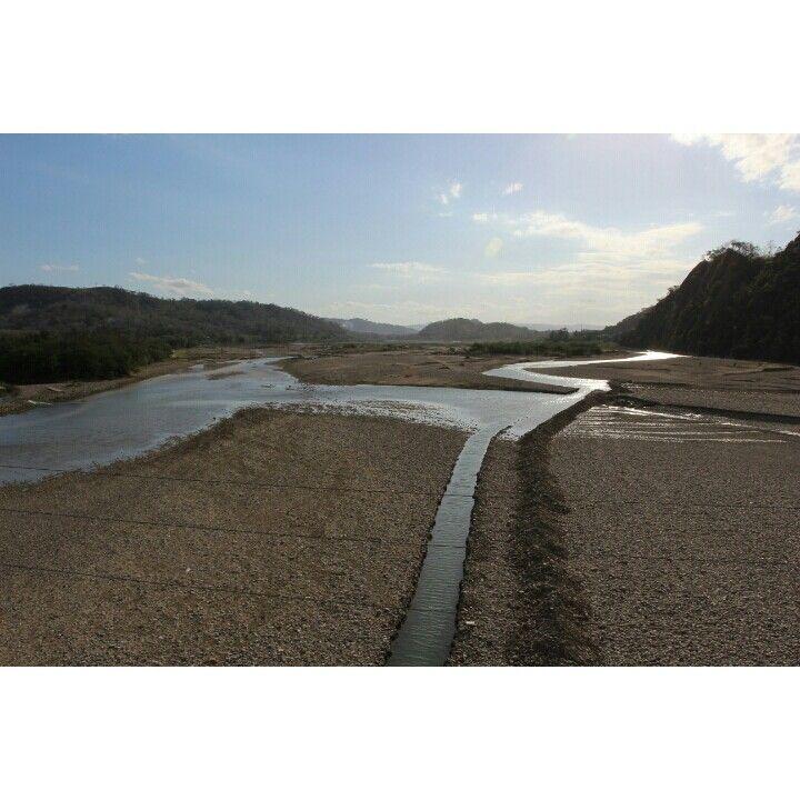 Sungai Noelmina. Perbatasan Kab. Kupang n Kab. TTS, NTT