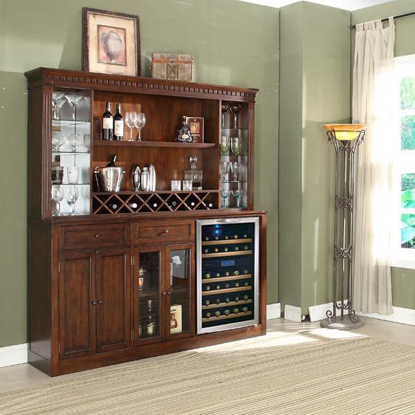 Best bar hutch ideas on pinterest makeover