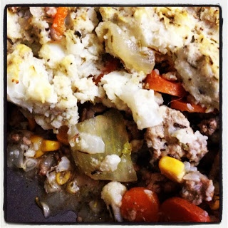 Lightened Up Shepherd's Pie | Recipes to try this week | Pinterest