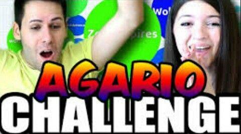 AGARIO CHALLENGE!! ⭕⭕⭕