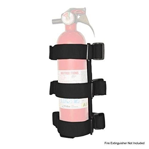 We bought a $50 plastic holder for the wine-bottle sized oxygen tank we mounted on Max's chair. (Much lighter and more compact than the typical oxygen tank/holder.) I was pleased to stumble across this option on Amazon (searching for fire extinguishers). Much cheaper.  Opar Black Roll Bar Fire Extinguisher Holder for 2007 -20... https://smile.amazon.com/dp/B06XX7RGGW/ref=cm_sw_r_pi_dp_x_OQ9.zbHT25VDZ