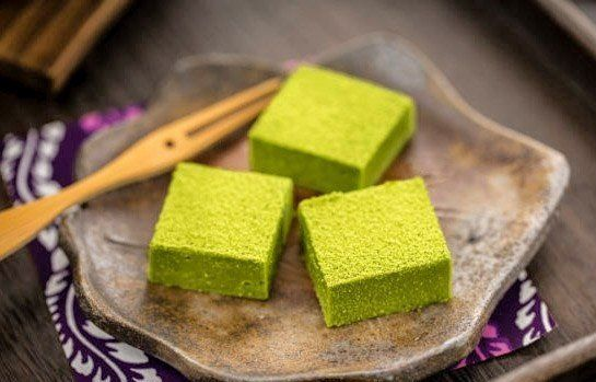 Шоколад с зелёным чаем (японская кухня) | Вкуснолог...