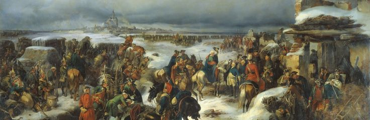 The 7 Year's War was the first truly global conflict, lasting from 1754 to 1763. The war took place in Europe, America, India, and Africa between France, Austria, Saxony, Sweden, Russia, on one side, and Prussia, Hanover, and Great Britain on the other. For instance, in North America there were the French and Indian War, between France and Great Britain. (Global Conflicts, 18th Century, NA).