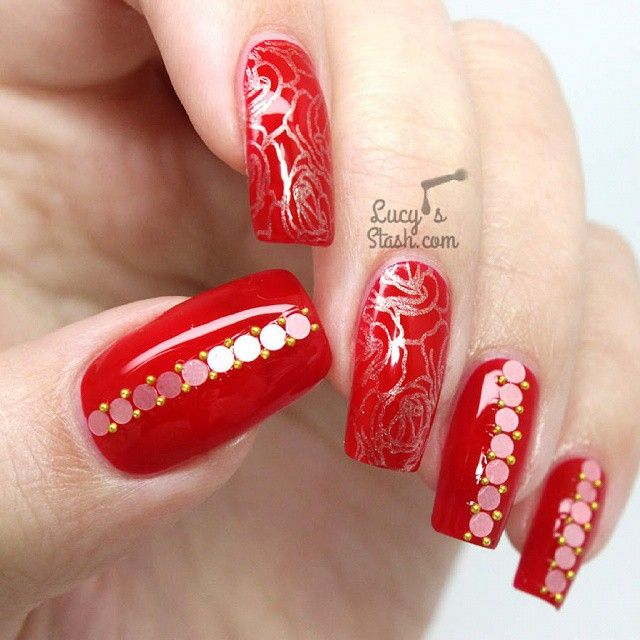 21 best Chinese New Year images on Pinterest | New year\'s nails ...