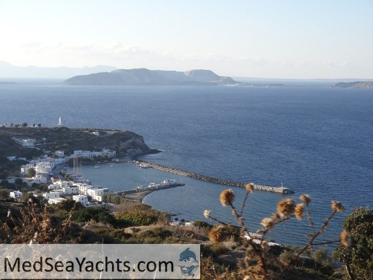 #Sail with us - see #Greece by the sea. All at a price you can afford! www.MedSeaYachts.com
