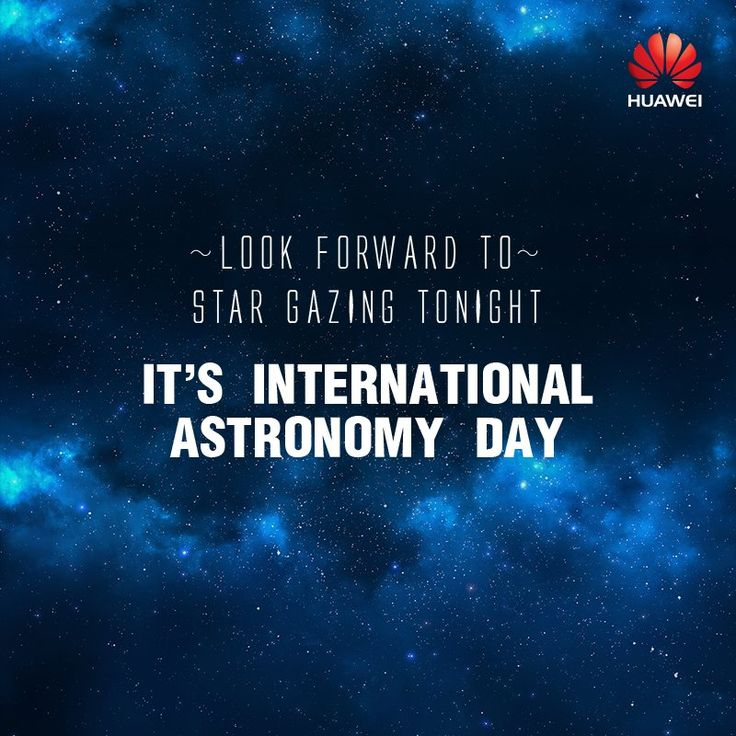 If you haven't admired constellations and celestial bodies in a while, tonight's the night! It's #InternationalAstronomyDay. While you're at it don't forget to take pictures and post here!