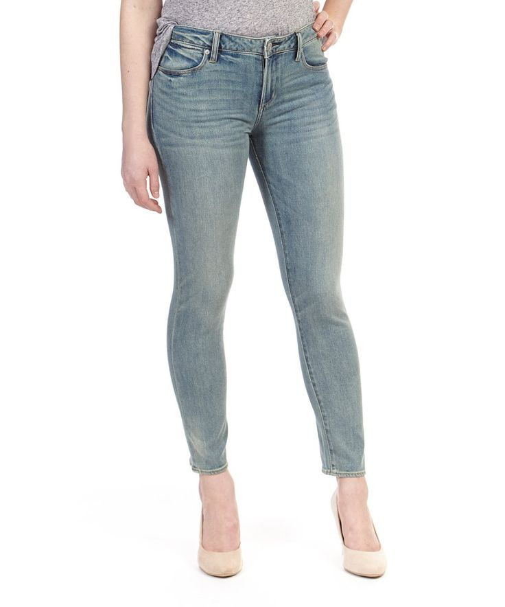 Take a look at this Devine Two-Year 718 Skinny Slouch Crop Jeans - Women today!