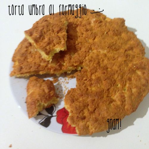 Torta umbra al formaggio <3
