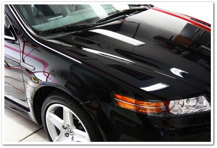 2006 Acura TL in Nighthawk Black Pearl