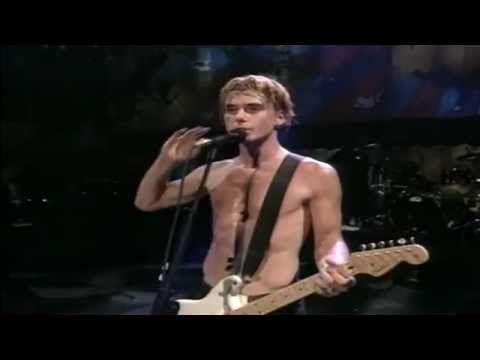▶ Bush - Glycerine (Woodstock 99) and here....