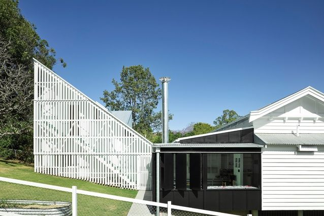 Auchenflower House by Vokes and Peters