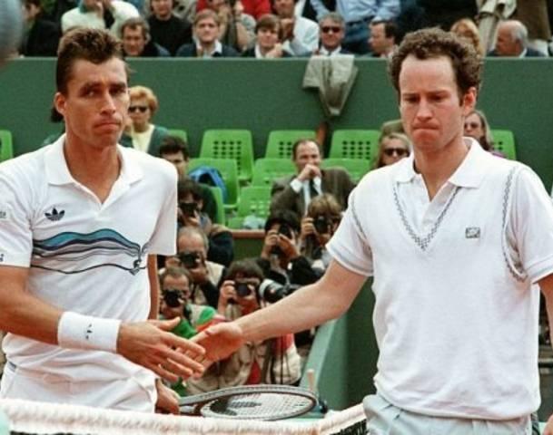 John McEnroe vs. Ivan Lendl