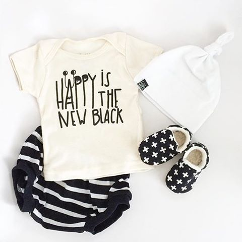 Perfect baby outfit