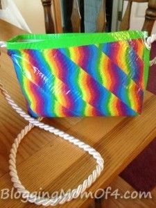 25 best ideas about duct tape purses on pinterest duct for Super easy duct tape crafts