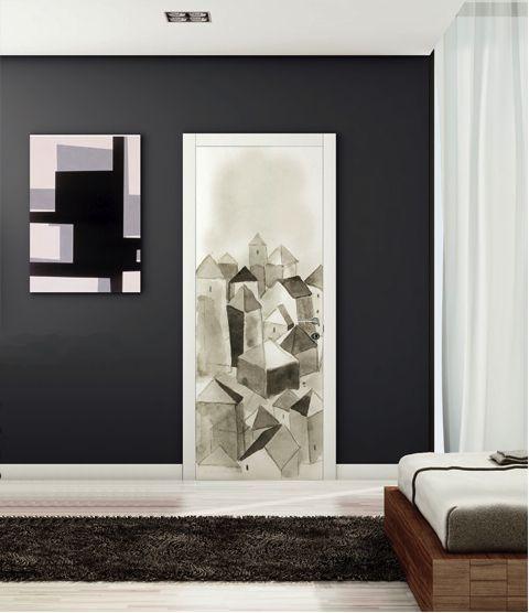 Porte di design, porte in legno e porte rei