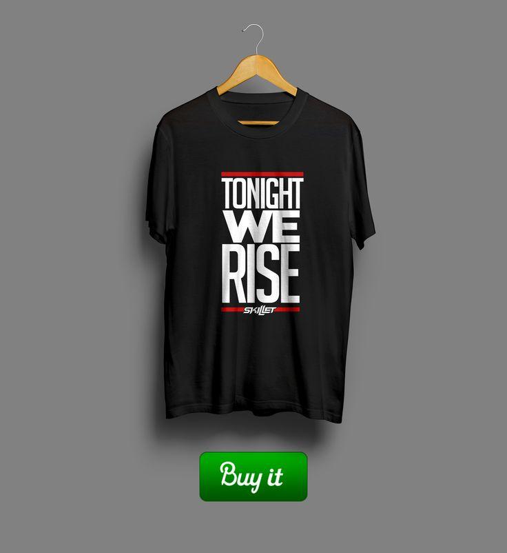 Tonight we rise  | #sick #Skillet #raise #hands #Awake #John #Cooper #Джон #Купер #Кори #Korene #Marie #Pingitore #Джен #Леджер #Джейкоб #Сет #Моррисон #Jacob #Seth #Morrison #Rise